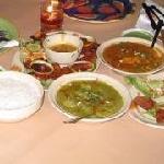 Lotsa kebabs and tandooris