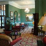 """Common Room"" or Parlor"