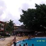 Segunda piscina