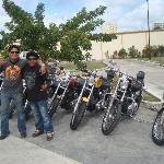 Carlos Moreno & Sergio Che