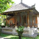 Balinese two bedroom bungalow