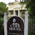 Emily Carr House, Victoria B.C