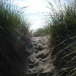 Kincardine beach