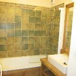 1er salle de bain baignoire