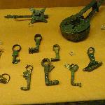 Llaves y cerraduras romanas