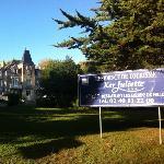 La Villa Ker Juliette qui a donné son nom la Résidence