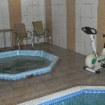 the boilin hot jacuzzi