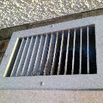 Dirty vents