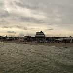 Hotel von der Seebrücke gesehen (2)