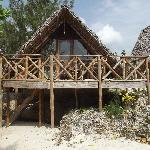 1 room beach bungalow
