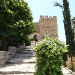 Eingang/Aufgang Festung