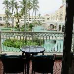 Hotel ponds