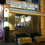 uno dei locali più belli ed eleganti di Caserta, pietanze buonissime, pizza ottima e un servizio