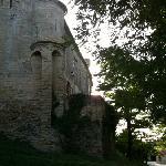 aile droite du château de la pomarede