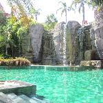 piscina para adultos Angkor, de lo mejor del hotel!