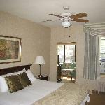 My King Suite room, Room #101