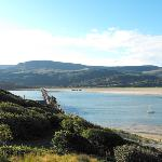 Mawddach estuary and hills