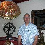 Der Chef vom Taj Palace