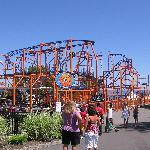Whirlwind coaster