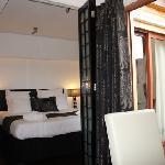 Napoli Suite bedroom