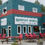 View of Mountain Market