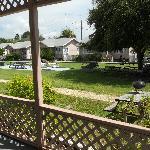 Porch & Common Area