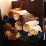 Cotton scarves at Ma Te Sai