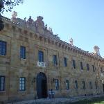 Frontone del Palazzo