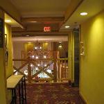 Hotel's interior
