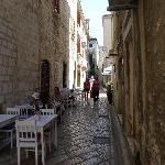 Alleyway View