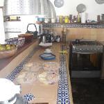 Detalle Cocina Posada