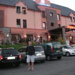 hotel en soiree