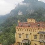 Vista da castello