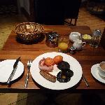 Jerichosの朝食