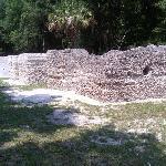 slave cabin ruins