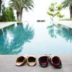A private pool