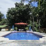 The pool @ Los Almendros
