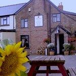 Garden of the Red Lion Inn