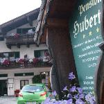 Pension Hubertus – quiet surroundings and still near the city centre