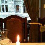 Mehfel restaurant - very cosy