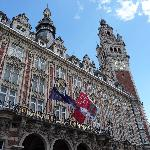 nice old buildings in Lille