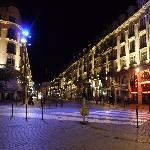 Lille by night