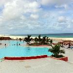 piscina del Resort