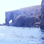 Rock elephant (Boat trip to Gozo and Comino)