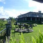 Vista del Hotel La Casa del Risco. El mejor para liberarse y ser plenamente feliz!