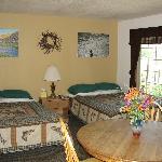 Oak Springs room
