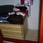 L'armadio per due persone... cn etto di polvere compresa XD