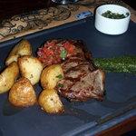 Steak - decent