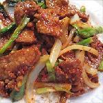 Mongolian Beef,ummmm
