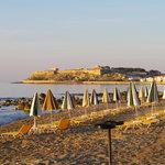vue de la maison (fort de Rethymnon)